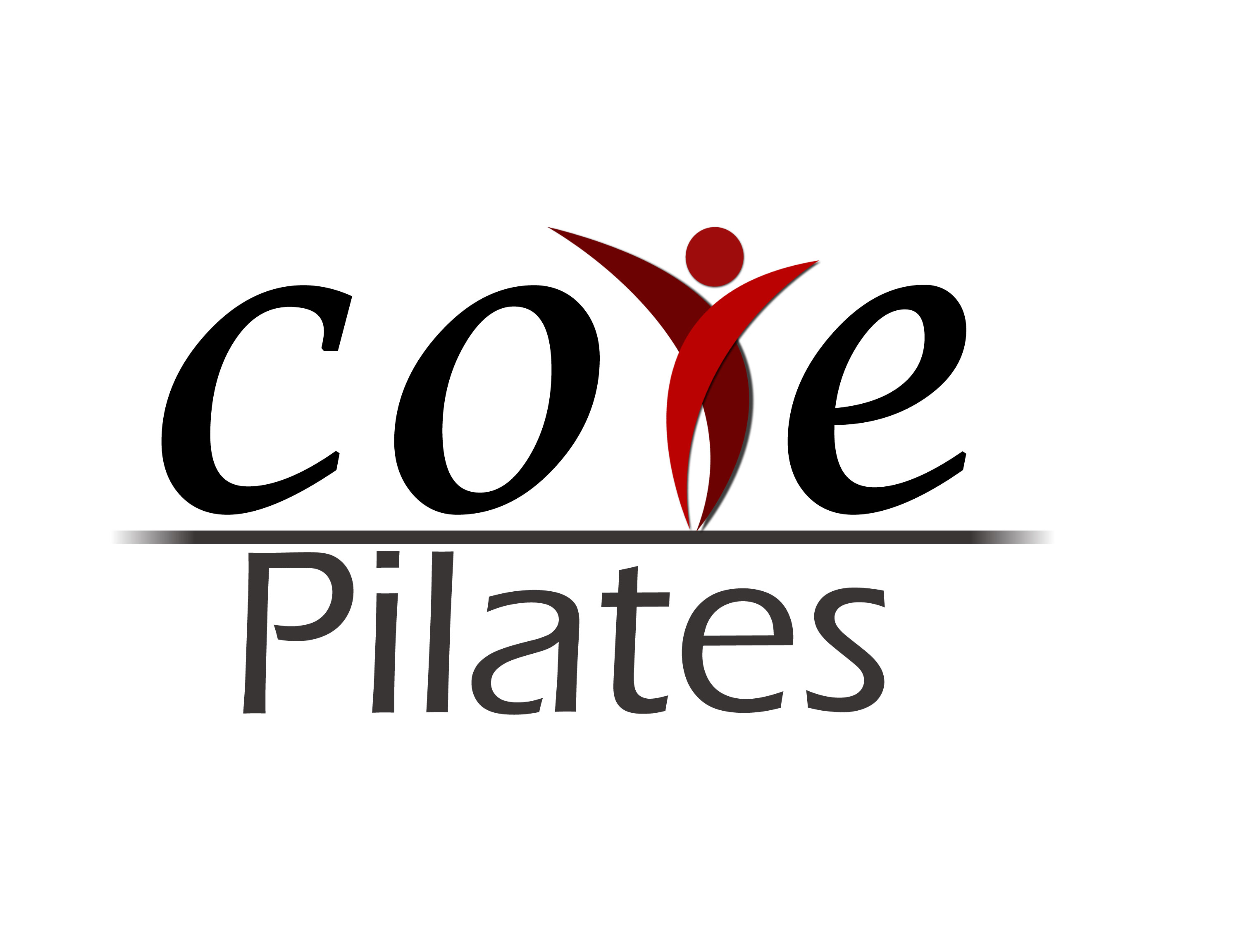 Logo Design by Nishanth Np - Entry No. 206 in the Logo Design Contest Core Pilates Logo Design.