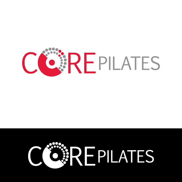 Logo Design by lagalag - Entry No. 207 in the Logo Design Contest Core Pilates Logo Design.