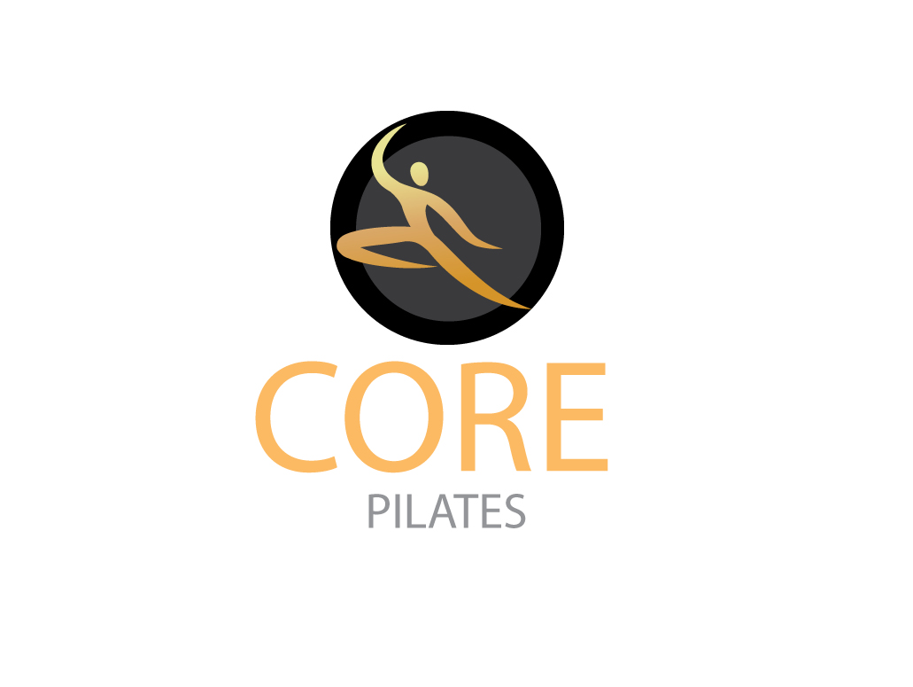Logo Design by Private User - Entry No. 208 in the Logo Design Contest Core Pilates Logo Design.