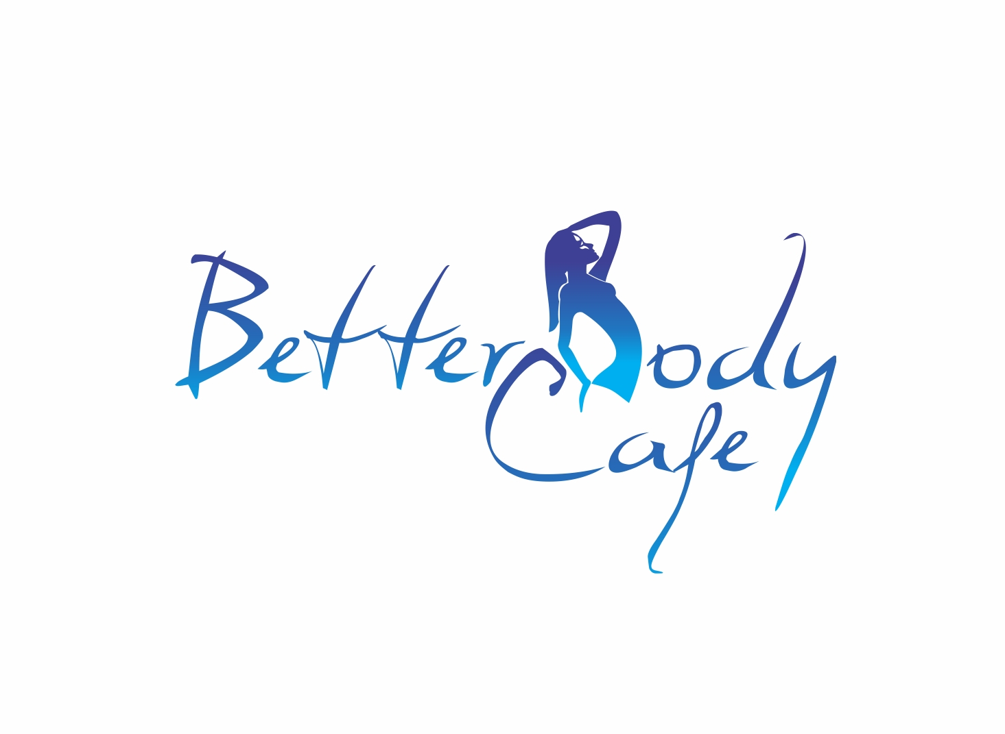 Logo Design by Zdravko Krulj - Entry No. 23 in the Logo Design Contest New Logo Design for Better Body Cafe.