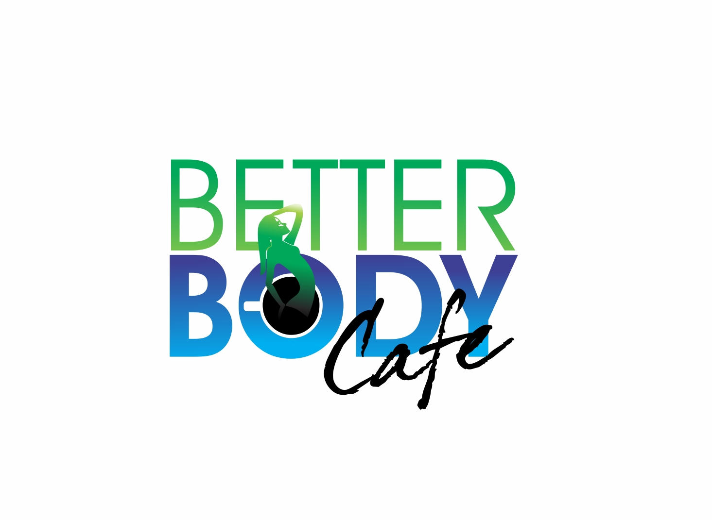 Logo Design by Zdravko Krulj - Entry No. 28 in the Logo Design Contest New Logo Design for Better Body Cafe.