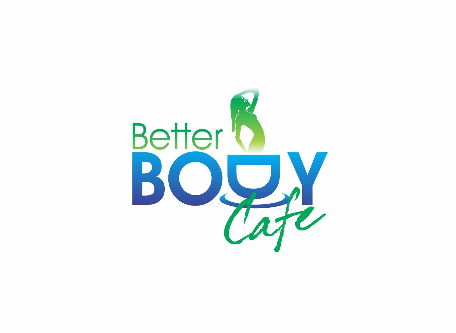 Logo Design by Zdravko Krulj - Entry No. 32 in the Logo Design Contest New Logo Design for Better Body Cafe.