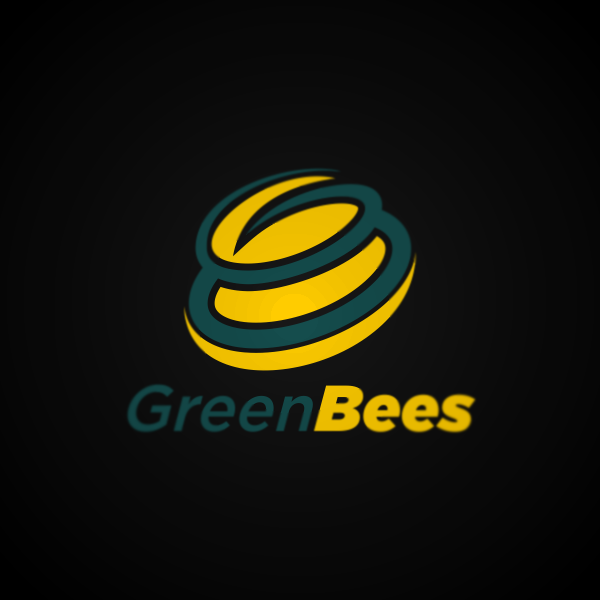 Logo Design by Private User - Entry No. 57 in the Logo Design Contest Greenbees Logo Design.