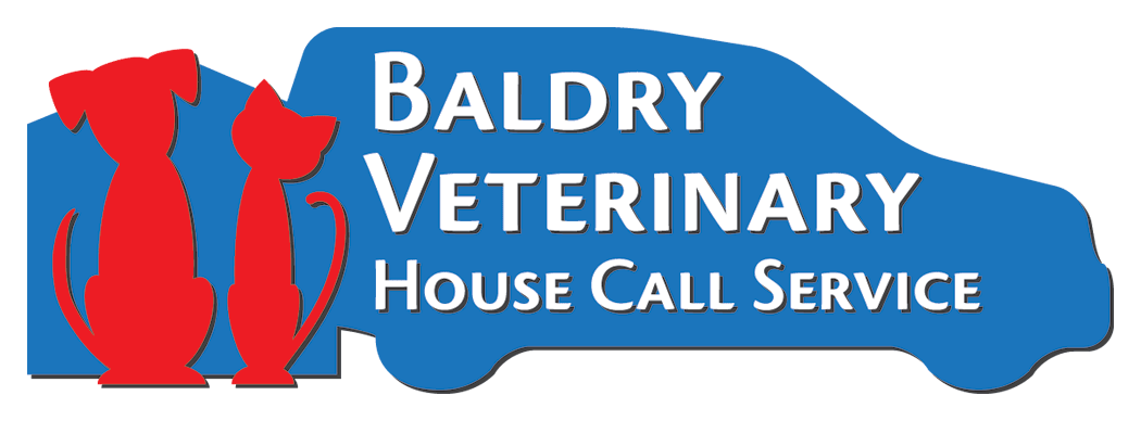 Logo Design by 4cCameron - Entry No. 29 in the Logo Design Contest Captivating Logo Design for Baldry Veterinary House Call Service.