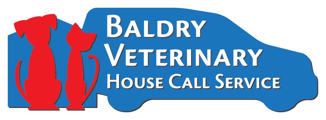 Logo Design by 4cCameron - Entry No. 29 in the Logo Design Contest Captivating Logo Design for Baldry Veterinary House Call Service.