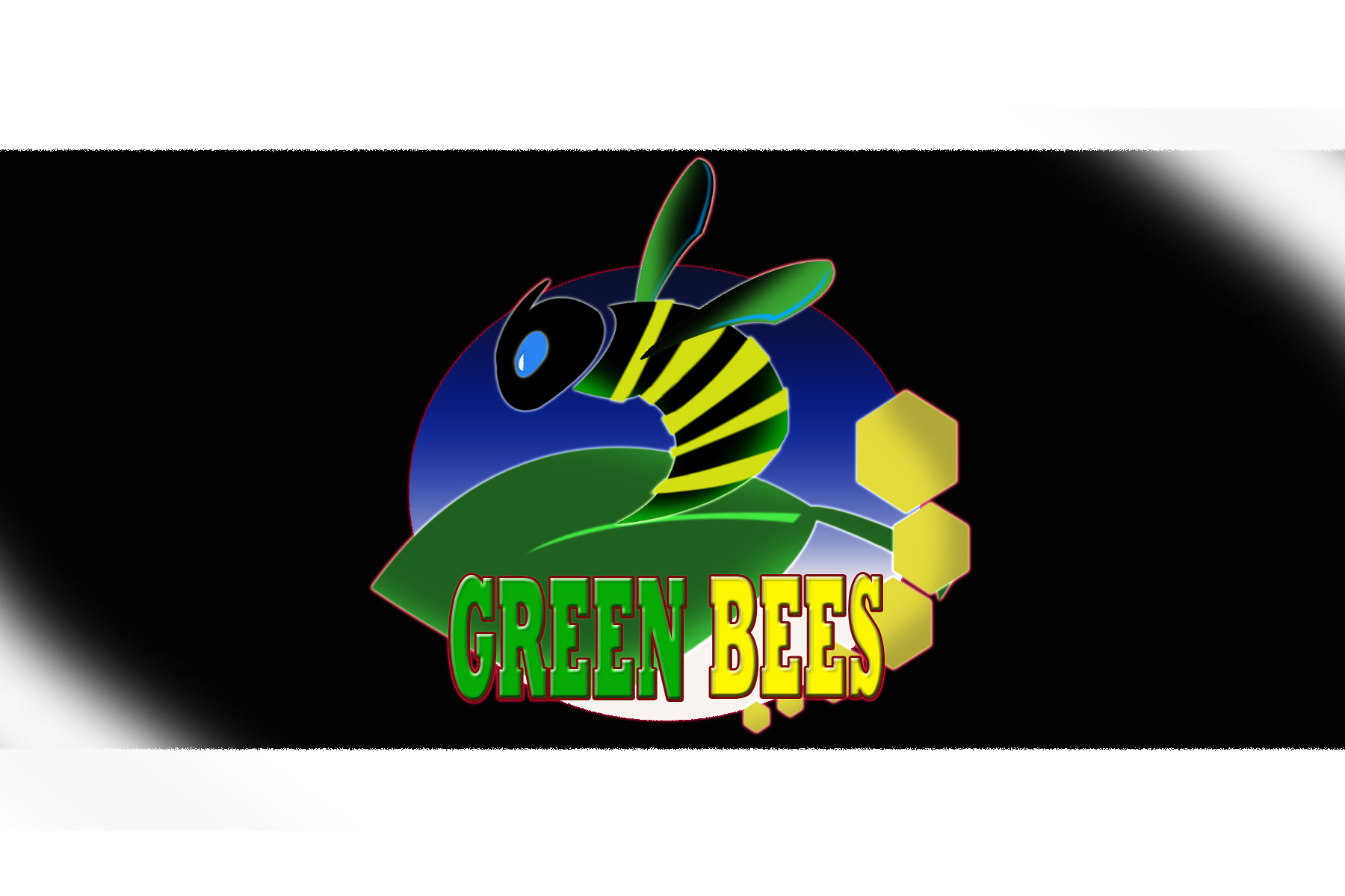Logo Design by DHjinnx Ocampo - Entry No. 60 in the Logo Design Contest Greenbees Logo Design.