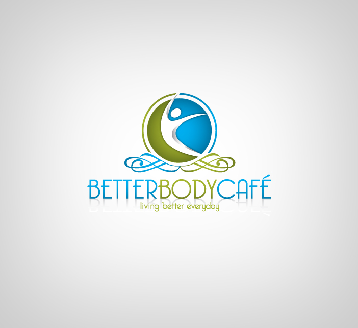 Logo Design by nausigeo - Entry No. 42 in the Logo Design Contest New Logo Design for Better Body Cafe.