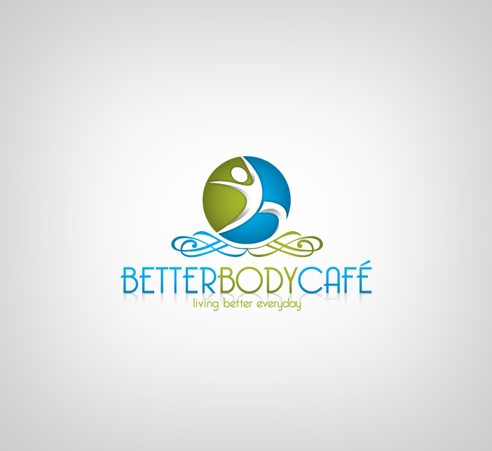 Logo Design by nausigeo - Entry No. 43 in the Logo Design Contest New Logo Design for Better Body Cafe.