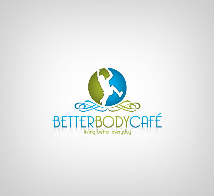 Logo Design by nausigeo - Entry No. 44 in the Logo Design Contest New Logo Design for Better Body Cafe.