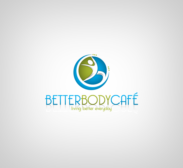 Logo Design by nausigeo - Entry No. 45 in the Logo Design Contest New Logo Design for Better Body Cafe.