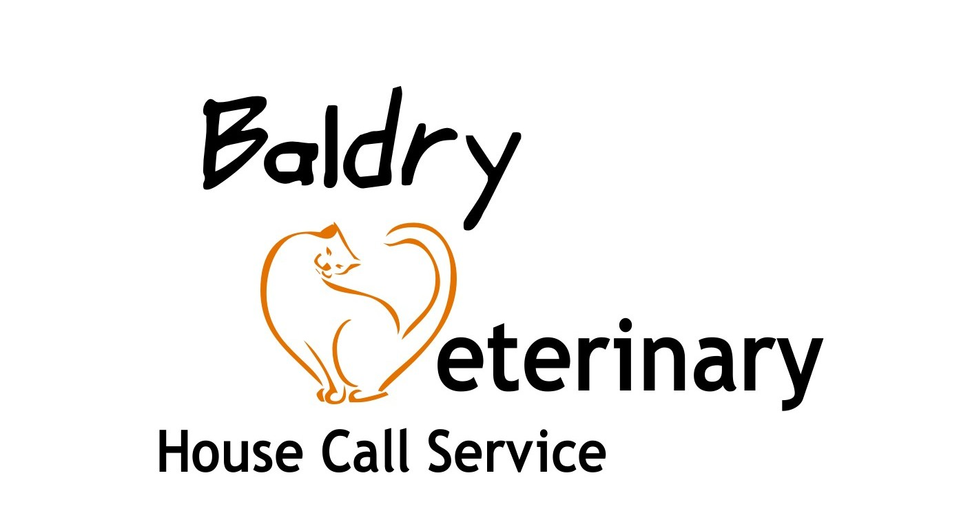 Logo Design by Private User - Entry No. 38 in the Logo Design Contest Captivating Logo Design for Baldry Veterinary House Call Service.