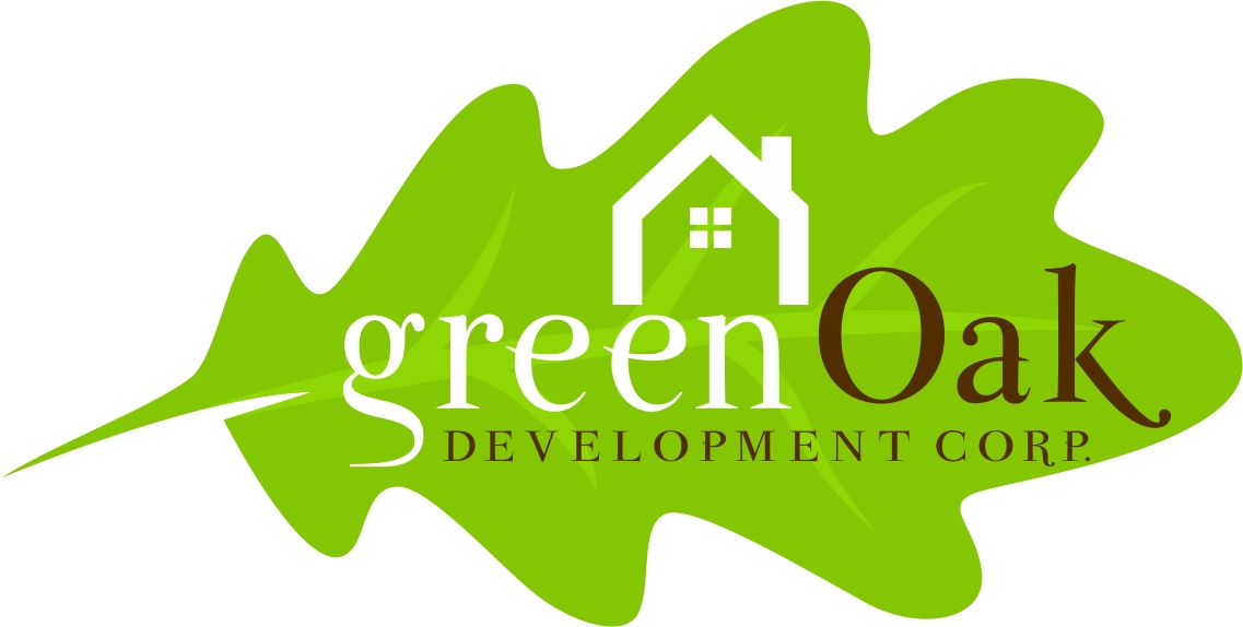 Logo Design by Karthi Keyan - Entry No. 142 in the Logo Design Contest Unique Logo Design Wanted for Green Oak Development Corp..