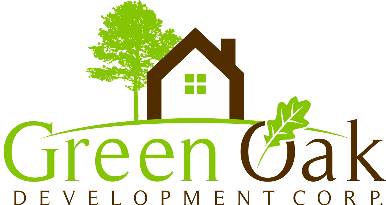 Logo Design by Karthi Keyan - Entry No. 143 in the Logo Design Contest Unique Logo Design Wanted for Green Oak Development Corp..