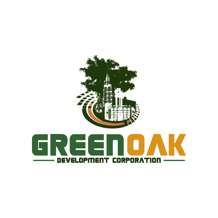 Logo Design by lagalag - Entry No. 145 in the Logo Design Contest Unique Logo Design Wanted for Green Oak Development Corp..