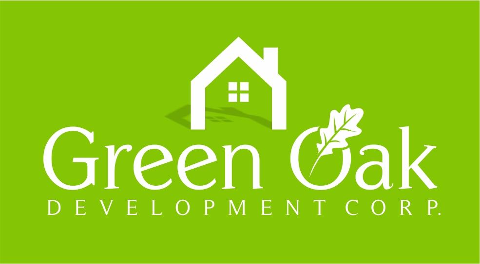 Logo Design by Karthi Keyan - Entry No. 147 in the Logo Design Contest Unique Logo Design Wanted for Green Oak Development Corp..