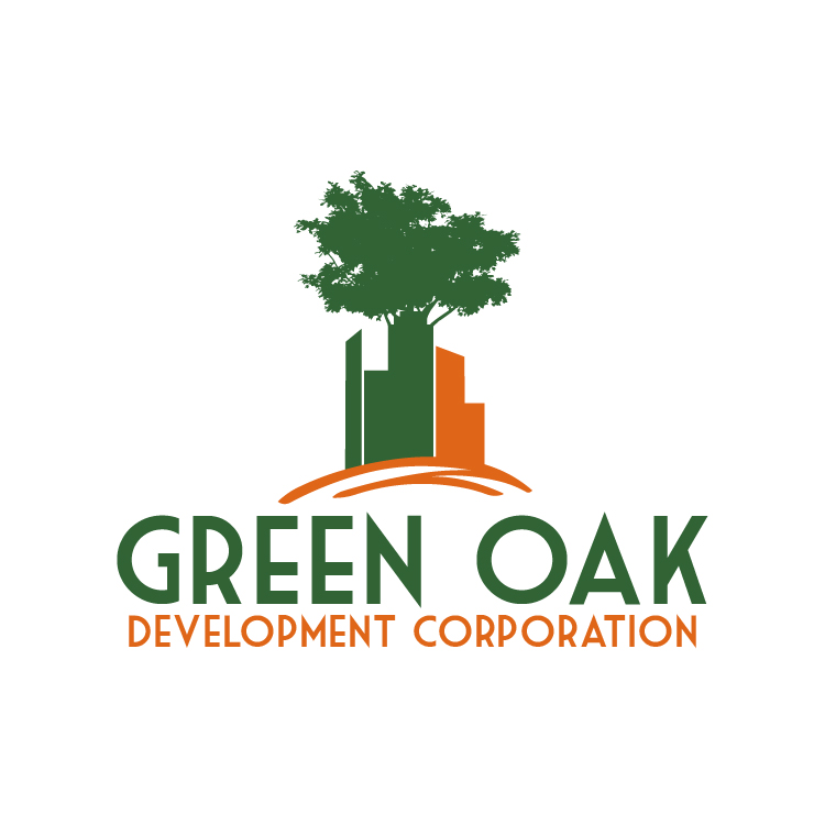 Logo Design by lagalag - Entry No. 148 in the Logo Design Contest Unique Logo Design Wanted for Green Oak Development Corp..