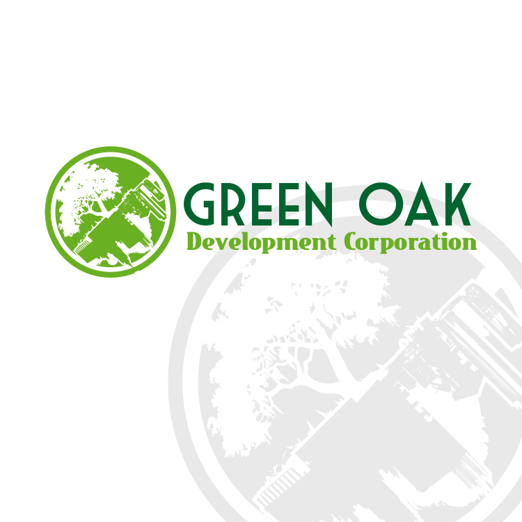 Logo Design by lagalag - Entry No. 151 in the Logo Design Contest Unique Logo Design Wanted for Green Oak Development Corp..