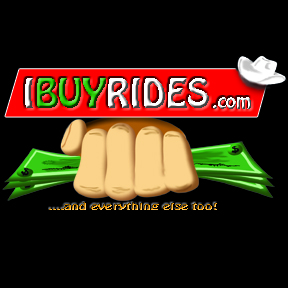 Logo Design by pressman54 - Entry No. 61 in the Logo Design Contest IBuyRides.com needs a Cool Country Funny Cartoony Logo.