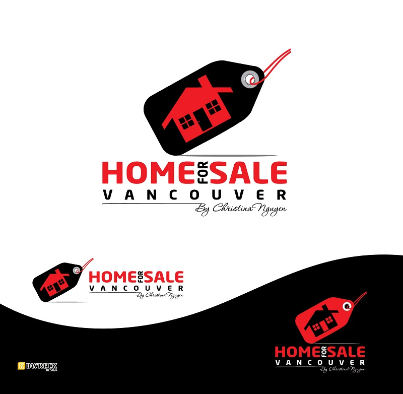 Logo Design by kowreck - Entry No. 41 in the Logo Design Contest New Logo Design for HomeForSaleVancouver.