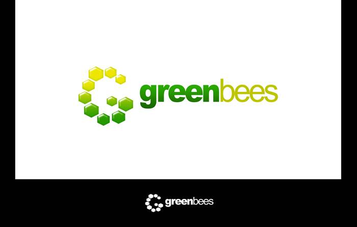 Logo Design by Respati Himawan - Entry No. 67 in the Logo Design Contest Greenbees Logo Design.