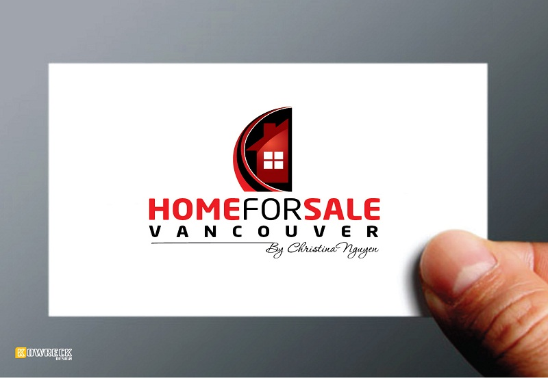Logo Design by kowreck - Entry No. 48 in the Logo Design Contest New Logo Design for HomeForSaleVancouver.