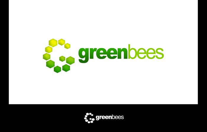 Logo Design by Respati Himawan - Entry No. 68 in the Logo Design Contest Greenbees Logo Design.