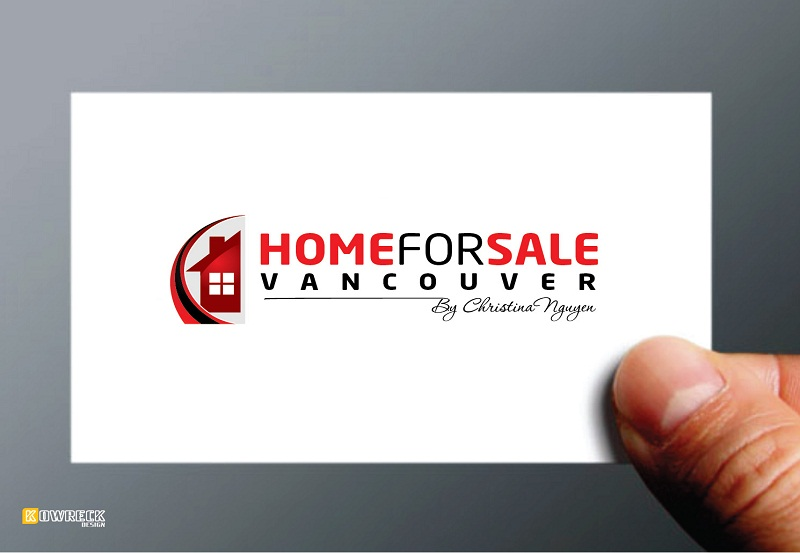 Logo Design by kowreck - Entry No. 50 in the Logo Design Contest New Logo Design for HomeForSaleVancouver.