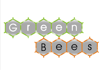 Logo Design by Crystal Desizns - Entry No. 79 in the Logo Design Contest Greenbees Logo Design.