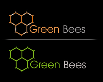 Logo Design by Crystal Desizns - Entry No. 80 in the Logo Design Contest Greenbees Logo Design.