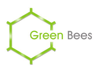 Logo Design by Crystal Desizns - Entry No. 81 in the Logo Design Contest Greenbees Logo Design.