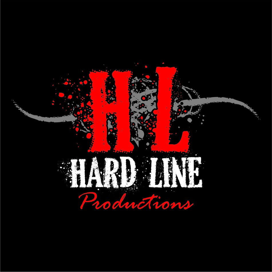 Logo Design by Ernani-Bernardo - Entry No. 115 in the Logo Design Contest Hardline Productions.