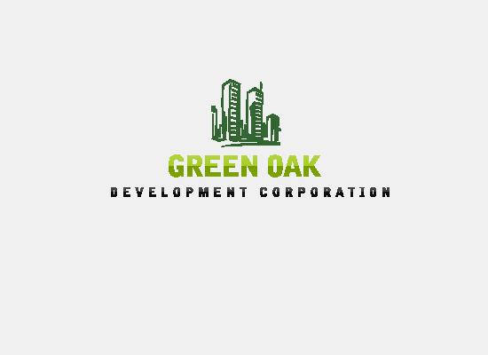 Logo Design by Tathastu Sharma - Entry No. 163 in the Logo Design Contest Unique Logo Design Wanted for Green Oak Development Corp..