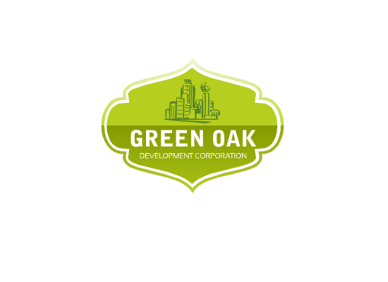 Logo Design by Tathastu Sharma - Entry No. 164 in the Logo Design Contest Unique Logo Design Wanted for Green Oak Development Corp..