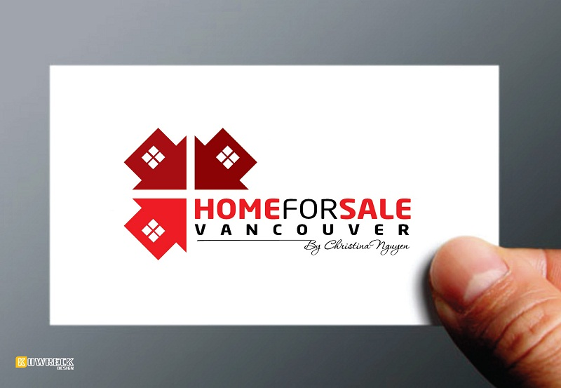 Logo Design by kowreck - Entry No. 54 in the Logo Design Contest New Logo Design for HomeForSaleVancouver.