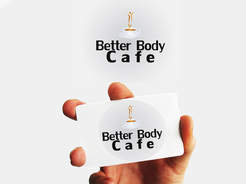 Logo Design by Mythos Designs - Entry No. 48 in the Logo Design Contest New Logo Design for Better Body Cafe.