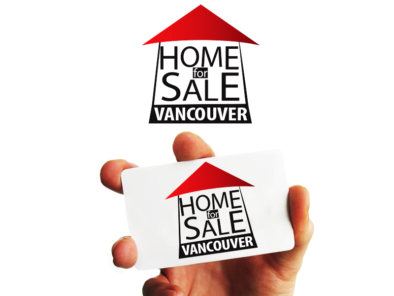 Logo Design by Mythos Designs - Entry No. 57 in the Logo Design Contest New Logo Design for HomeForSaleVancouver.