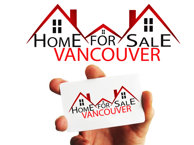 Logo Design by Mythos Designs - Entry No. 58 in the Logo Design Contest New Logo Design for HomeForSaleVancouver.