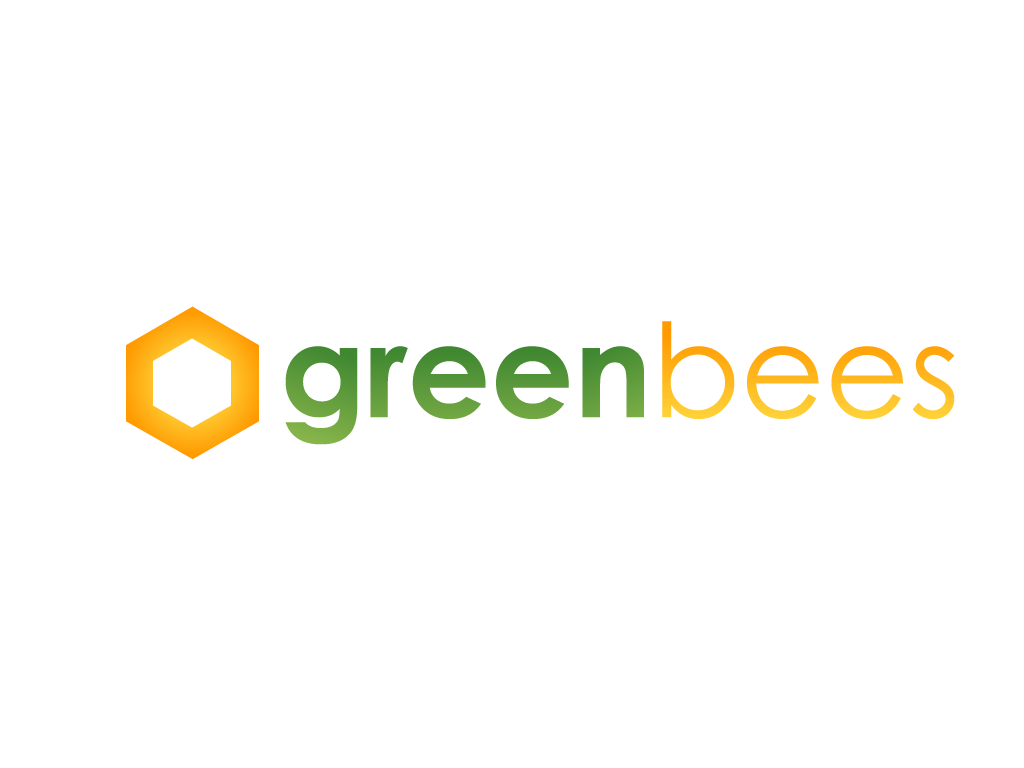 Logo Design by Private User - Entry No. 89 in the Logo Design Contest Greenbees Logo Design.