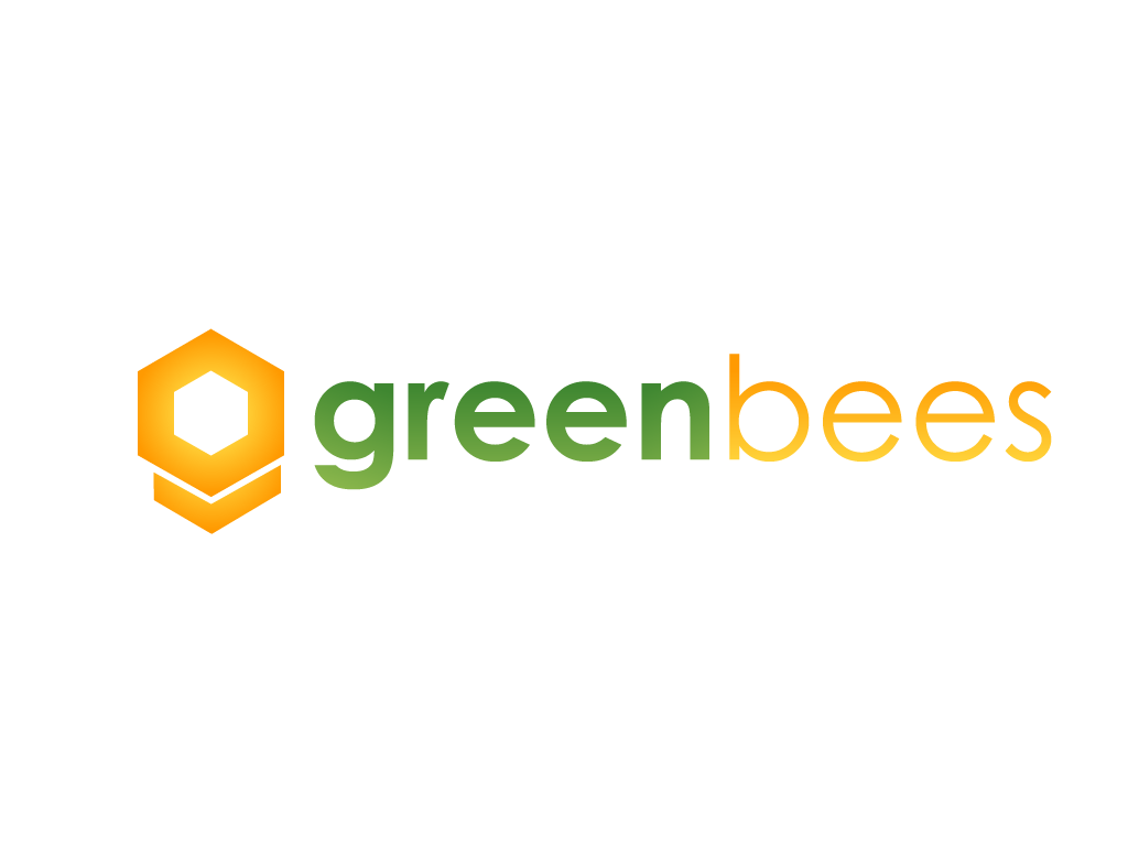 Logo Design by Private User - Entry No. 90 in the Logo Design Contest Greenbees Logo Design.
