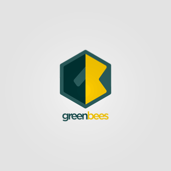 Logo Design by Private User - Entry No. 96 in the Logo Design Contest Greenbees Logo Design.