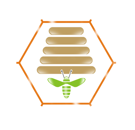 Logo Design by Crystal Desizns - Entry No. 98 in the Logo Design Contest Greenbees Logo Design.