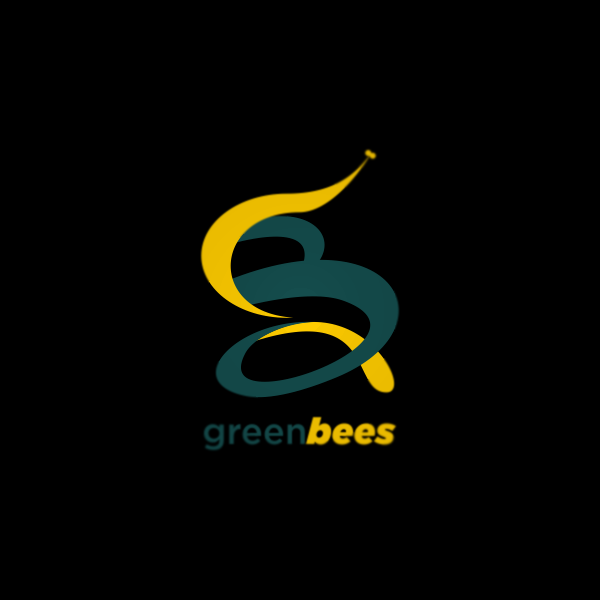 Logo Design by Private User - Entry No. 99 in the Logo Design Contest Greenbees Logo Design.