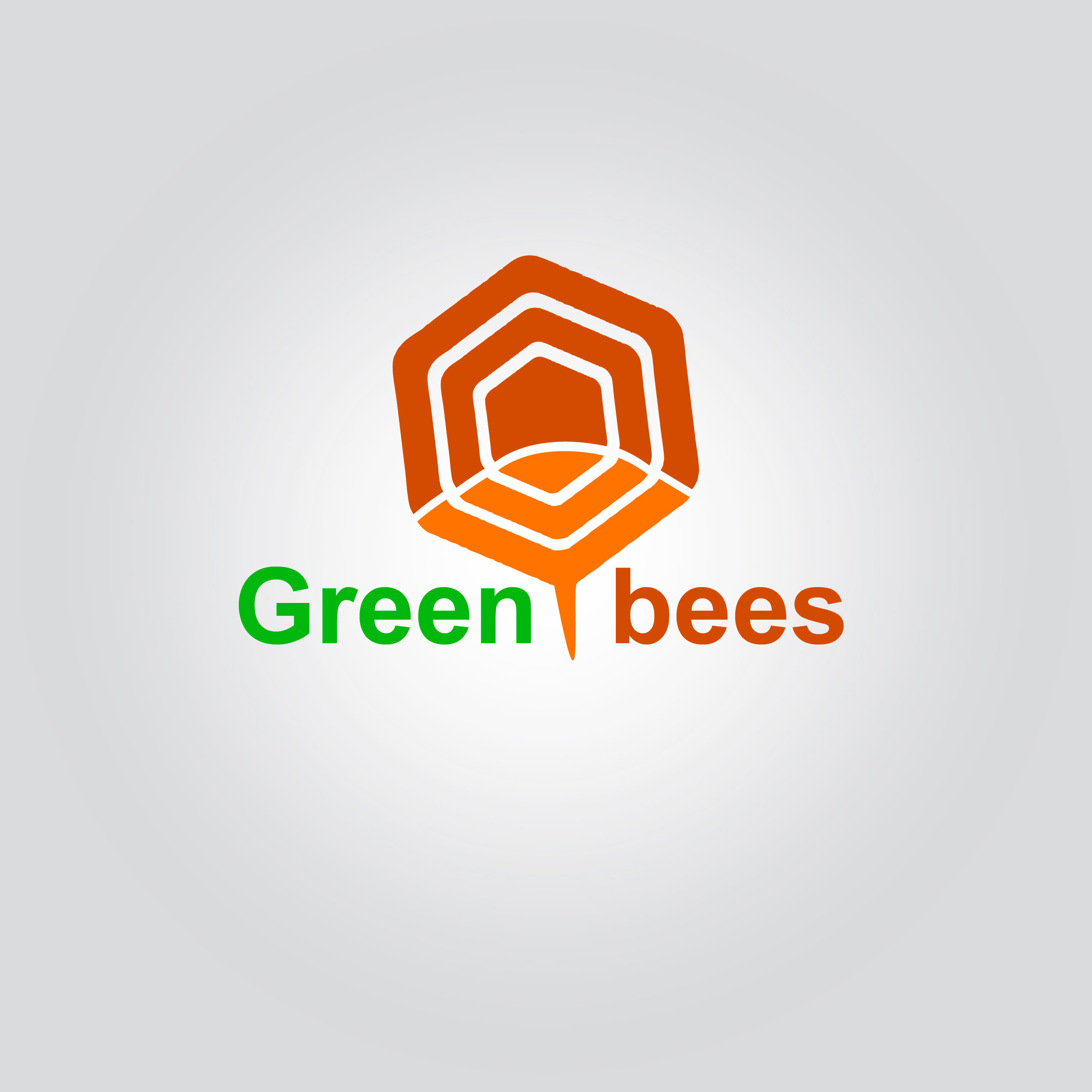 Logo Design by Joseph Neal Lacatan - Entry No. 101 in the Logo Design Contest Greenbees Logo Design.