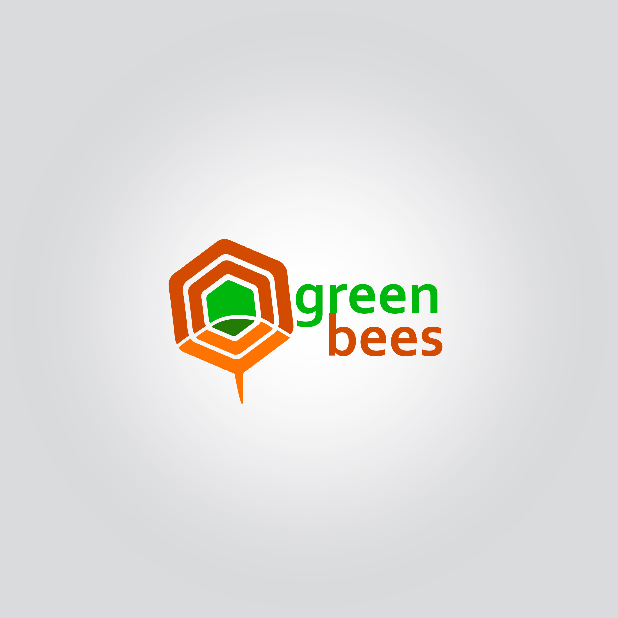 Logo Design by Joseph Lemuel Lacatan - Entry No. 102 in the Logo Design Contest Greenbees Logo Design.