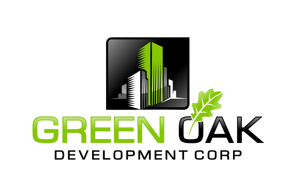 Logo Design by Karthi Keyan - Entry No. 173 in the Logo Design Contest Unique Logo Design Wanted for Green Oak Development Corp..