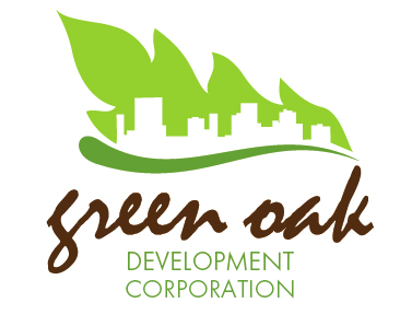 Logo Design by Eleni Papaioannou - Entry No. 180 in the Logo Design Contest Unique Logo Design Wanted for Green Oak Development Corp..