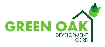 Logo Design by Eleni Papaioannou - Entry No. 181 in the Logo Design Contest Unique Logo Design Wanted for Green Oak Development Corp..