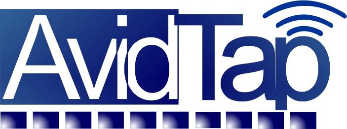 Logo Design by Roquelio Solatorio - Entry No. 9 in the Logo Design Contest Imaginative Logo Design for AvidTap.