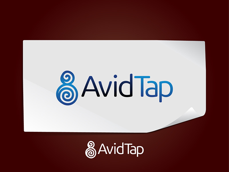 Logo Design by scorpy - Entry No. 12 in the Logo Design Contest Imaginative Logo Design for AvidTap.