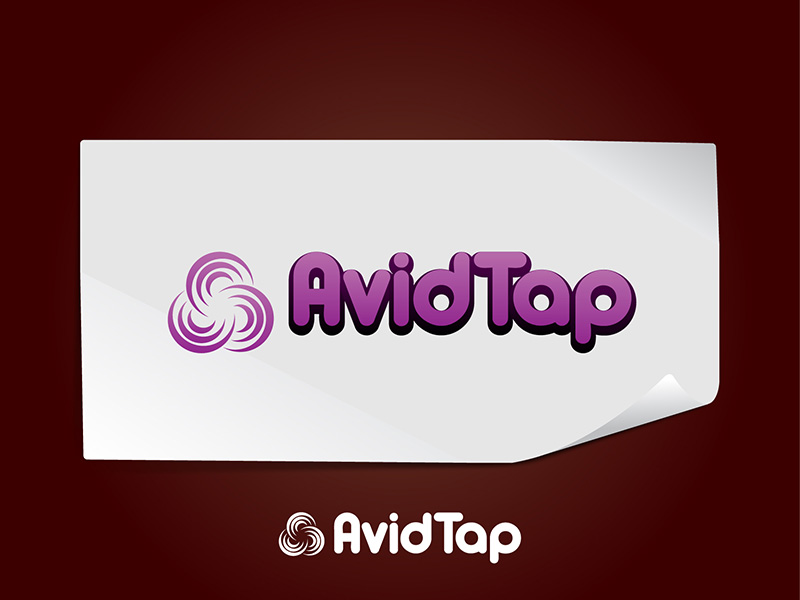 Logo Design by scorpy - Entry No. 13 in the Logo Design Contest Imaginative Logo Design for AvidTap.